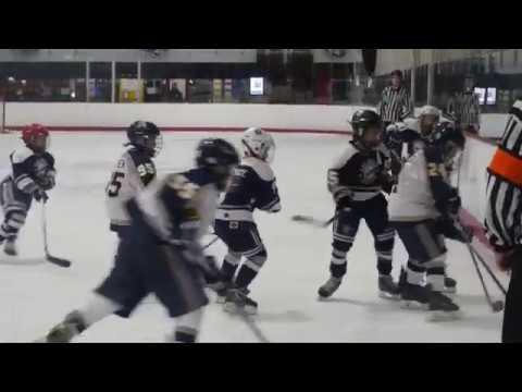 San Diego Oilers vs Anaheim Ice Dogs Thanksgiving Tournament 11 24