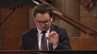 Maciej Wota – J.S. Bach, Prelude and Fugue in A minor, BWV 889 (First stage)