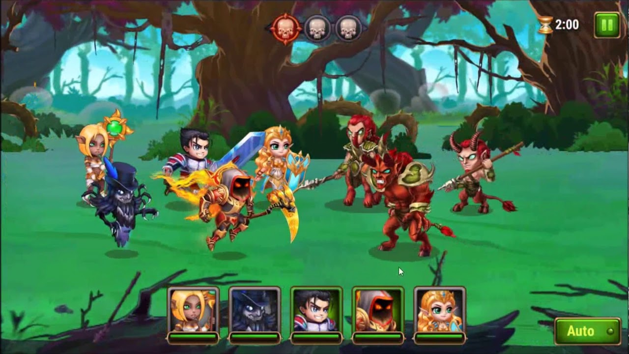 Hero Wars Skill Hack & Unlimited MP MOD APK for Android
