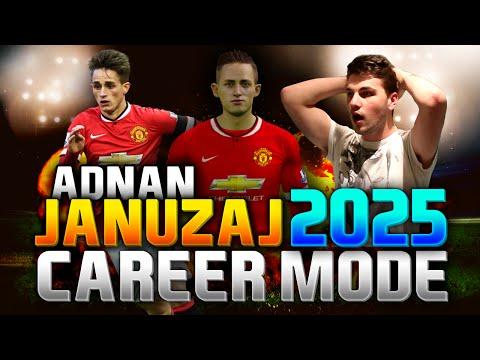 FIFA 15 | ADNAN JANUZAJ IN 2025!!! (CAREER MODE)