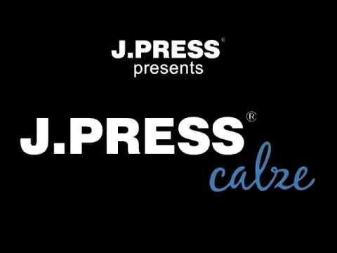 J.Press Calze