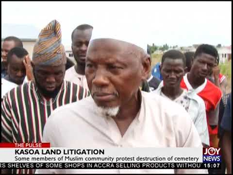 Kasoa Land Litigation   The Pulse on Joy News 19 4 18