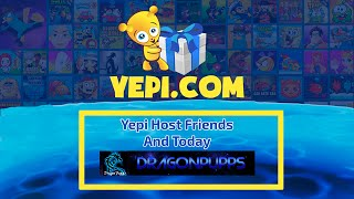 Yepi With Friends - Hosting DragonPupps playing 'Defend Your Nuts'