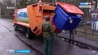 Калининградцы не получат квитанции за вывоз мусора в ноябре