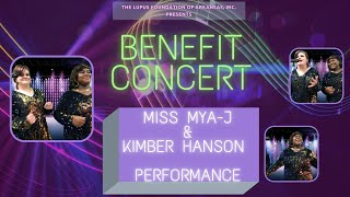 "Miss Mya-J & Kimber Hanson ""Wake Up Everybody"": LFOA, Inc. 2021 Benefit Concert"