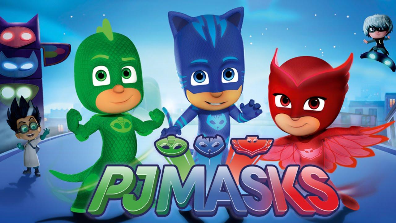 Pj Masks Games Disney Junior Games For Kids Youtube