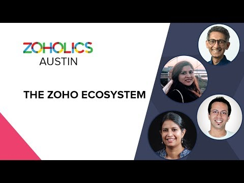The Zoho Ecosystem ( With Microsoft Corporation)