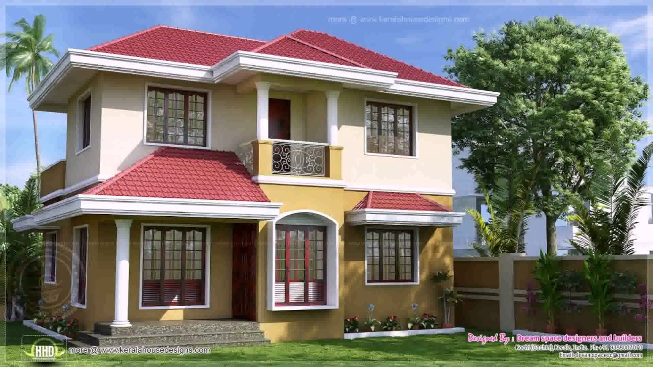 House plans in 5 cent plot youtube for 5 cent home plans
