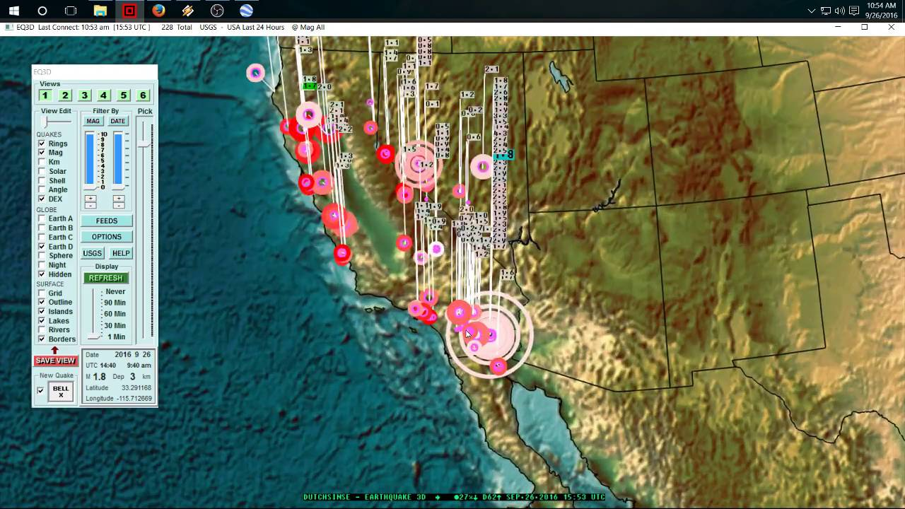 research earthquake in southern california essay The southern california earthquake scec published research papers- other scec products and publications-.