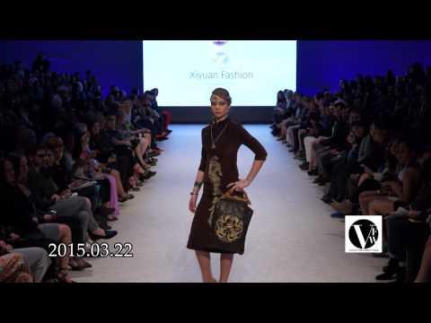 Vancouver Fashion Week 2015FW