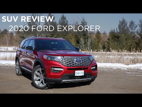 2020 Ford Explorer | SUV Review |Driving.ca