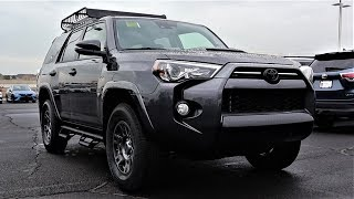2020 Toyota 4Runner Venture: Is The Venture Basically A Budget TRD Pro???
