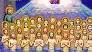 22 марта отмечается день памяти 40 Севастийских мучеников