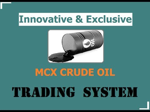Oil trading system