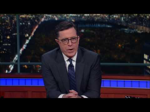 Stephen Colbert Congratulates OK Go | Smithsonian American Ingenuity Awards