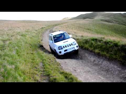 Suzuki Jimny 2013 Off-Road