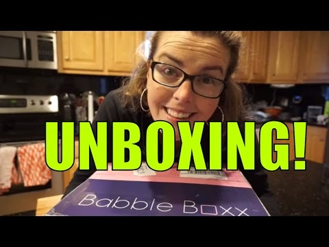 BABBLE BOXX HEALTH AND WELLNESS UNBOXING AND AN INVITATION TO SOUTH AFRICA