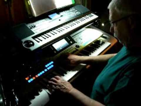 Bob Jennings Tyros4Korg As Time goes   Herman Hupfield