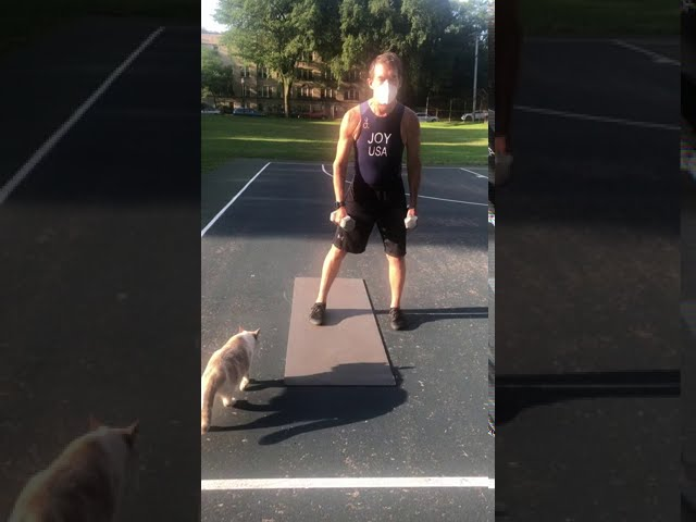 Do Not Go Gentle...Part 4                                                         Strength Training