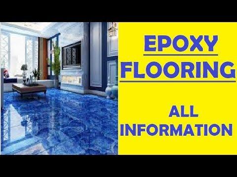 Epoxy Flooring Information