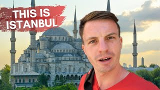 Flying to Istanbul - First Impressions of Turkey Video