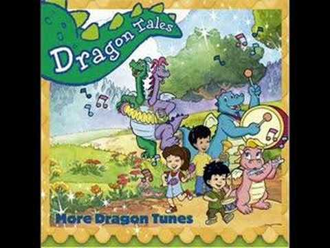 Dragon Tales Theme (with lyrics)