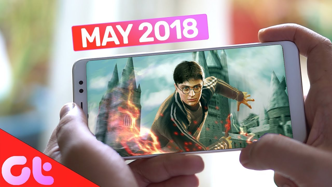 10 NEW HD Android Games of the Month - May 2018