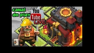 FARM INSANO NA TH10 - CLASH OF CLANS