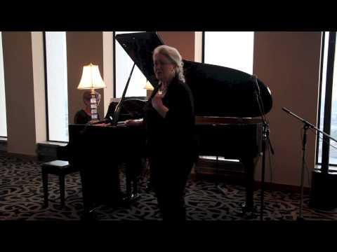 "Martha Sharp - ""Zueignung"" Op. 10, No. 1 - The Tulsa Musicale"