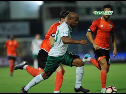 STSL 1.Hafta: Adanaspor 1-2 Bursaspor (19.08.2016)