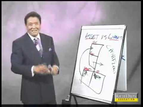 Robert Kiyosaki Cashflow - New Rules of Money. Part 4_7- Ass