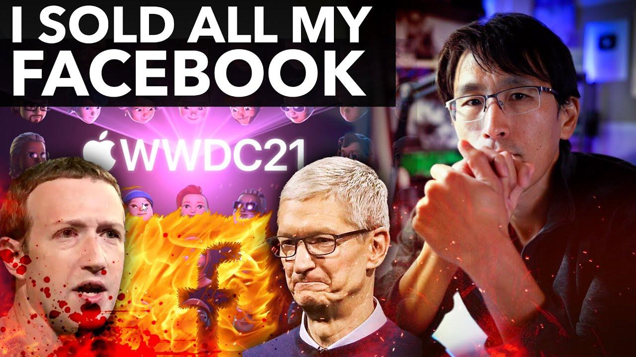 APPLE WWDC 2021: SOLD ALL MY FACEBOOK STOCK... Zuckerberg's WORST NIGHTMARE