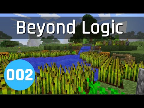 Beyond Logic #2: We are doing this! | Minecraft