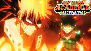 Download Mp3 Film 2 My Hero Academia Heroes Rising En Vostfr : Date De Sortie Fr !  Mha