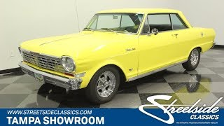 1964 Chevrolet Nova SS For Sale | 1369-TPA