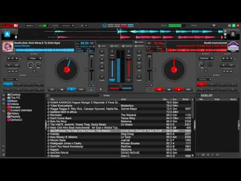 VIRTUAL DJ 8 TUTORIAL - HOW TO SET UP KEYBOARD SHORTCUTS FOR SCRATCHING