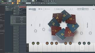 HOW TO MAKE A SAMPLE WITH ARCADE + RIPCHORD AND MAKING A BEAT WITH IT