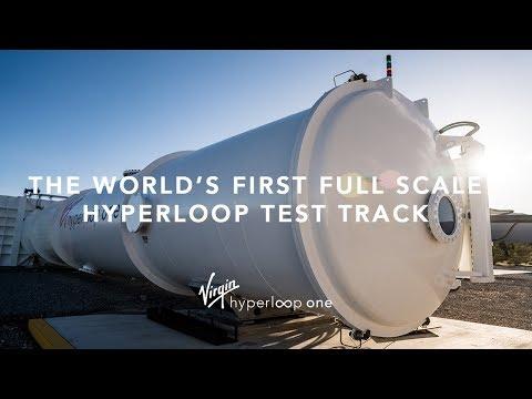Virgin Hyperloop One | Building DevLoop