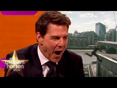 Tom Cruise Reacts to Slow-Mo Footage of How He Broke His Ankle | The Graham Norton Show en streaming