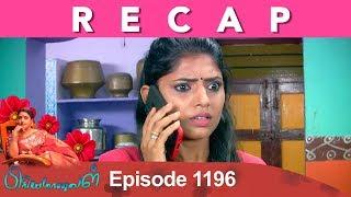 RECAP : Priyamanaval Episode 1196, 17/12/18