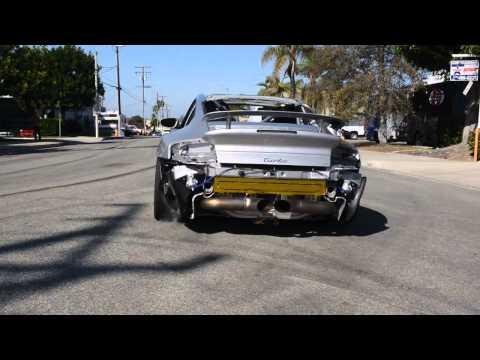 Porsche 911 996 Twin Turbo Anti Lag Start von BBI Motorsport KING KONG