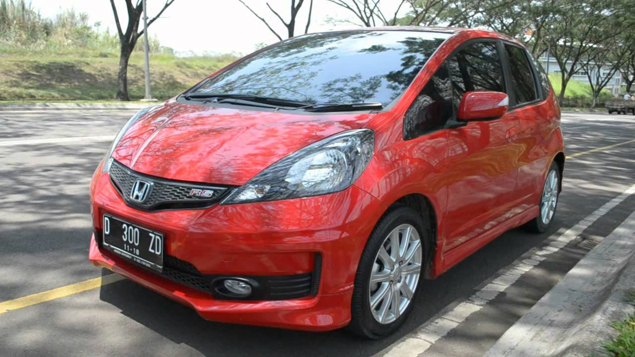 Honda Jazz Rs 2013 Review Youtube