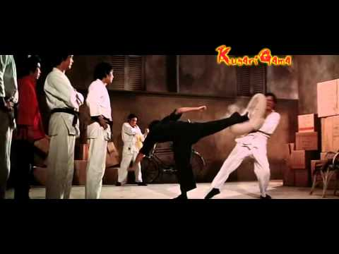 King Bruce Lee karate mistrz