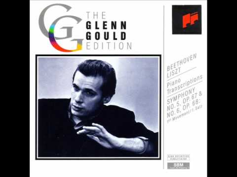 Glenn Gould - Beethoven Symphony No.5 in C minor, Op.67 1st movment