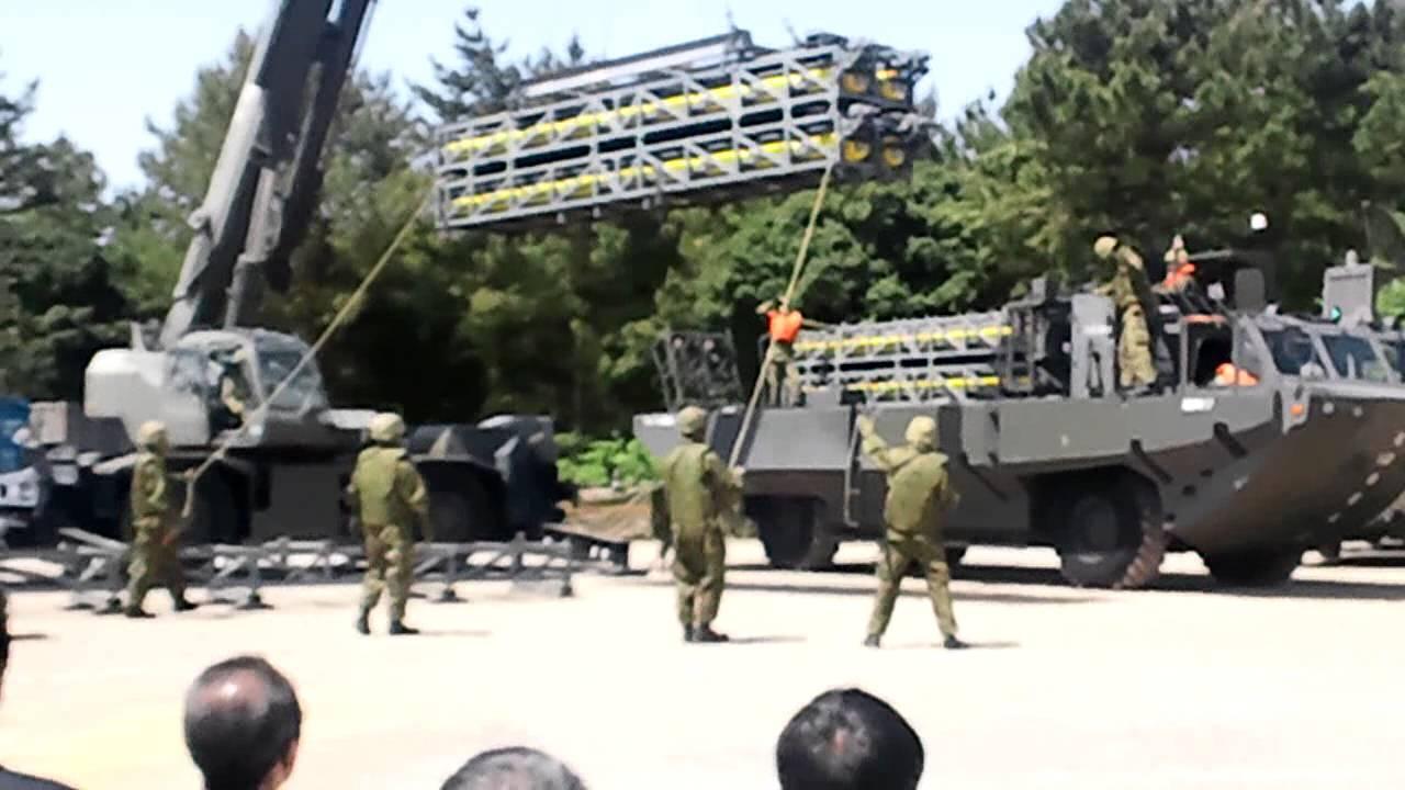 陸上自衛隊・和歌山駐屯地 創立5...