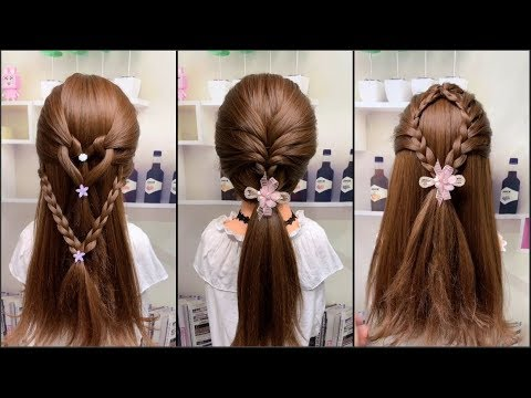 Easy Hairstyles Tutorials ❤️ TOP 12  Amazing Hairstyles Compilation 2019 ❤️ Part 18 ❤️ HD4K