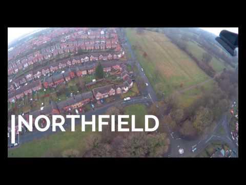 Northfield Birmingham Drone Footage (4K Ultra HD)