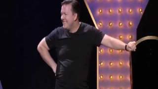 Ricky Gervais  War