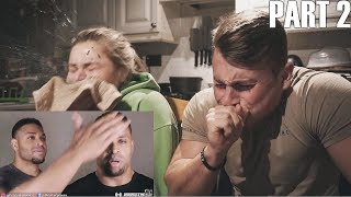 REACTING TO FUNNIEST HODGETWIN MOMENTS #2 *try not to laugh challenge*