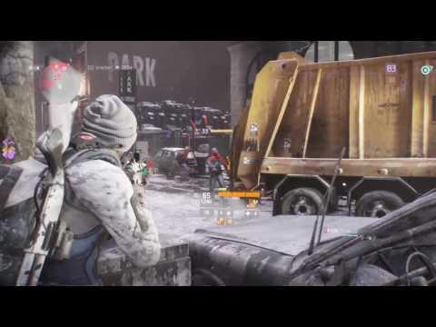 The Division 1.4 | Dark Zone Manhunt | Predator Mark MP5 TANK build